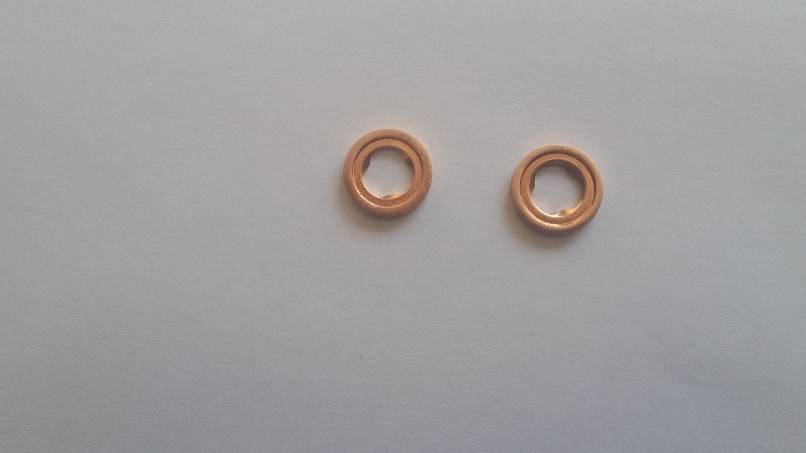 Buyukdemir - Seal Ring, Nozzle Holder ( Copper Heat Shield )